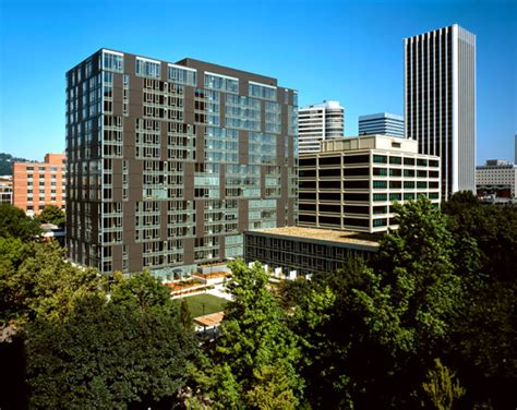 leed gold cyan building offers eco apartments in downtown