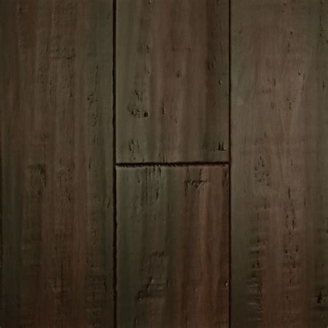 Distressed Bamboo Flooring Reviews - 9 16 quot x 5 1 8 quot vintage java bamboo morning lumber