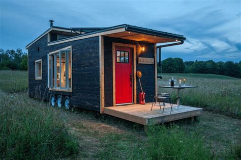 small eco houses eco friendly tiny house a college student builds his own