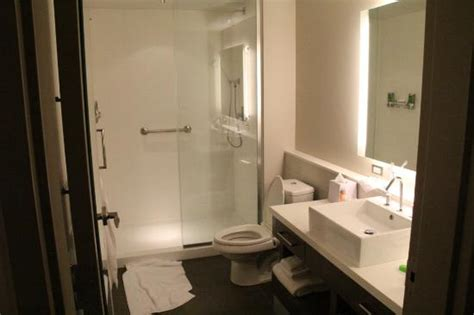 nice bathroom nice bathroom but no bathtub picture of element miami
