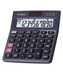 Casio Semi Dekstop Mj 100 D casio basic calculator buy casio basic calculator
