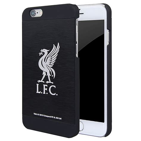 Liverpool Logo For Iphone 6s Plus liverpool fc football wallet 3d gel aluminium for