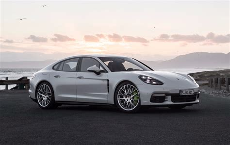 2016 porsche panamera e hybrid news step aside turbo next potent panamera to be a hybrid