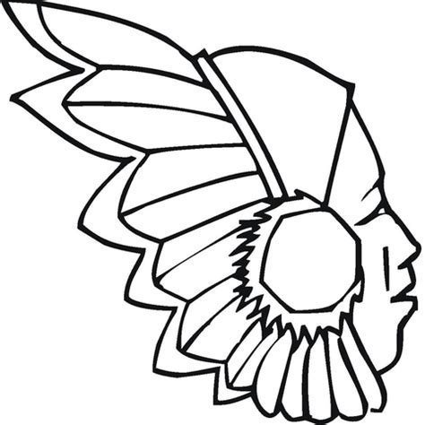 indian headband coloring page indian headdress coloring page free printable coloring pages