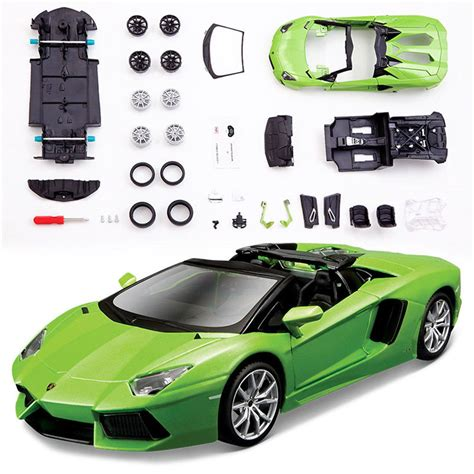 Lamborghini Aventador Model Kit by Maisto 1 24 Lamborghini Aventador Lp700 4 Assembly Line
