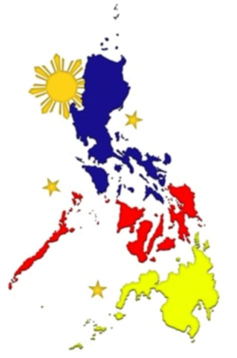 layout artist rates philippines the philippine map one sun and three stars explore