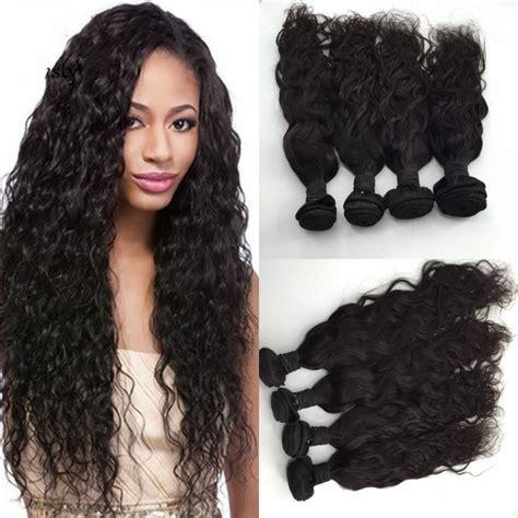 brazilian ocean tropic hair brazilian unprocessed natural water wave virgin hair