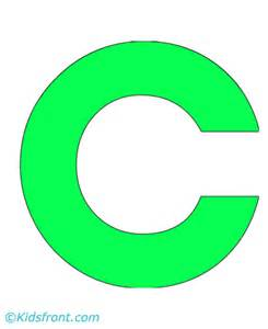color with c c lowercase alphabet coloring pages for to color and