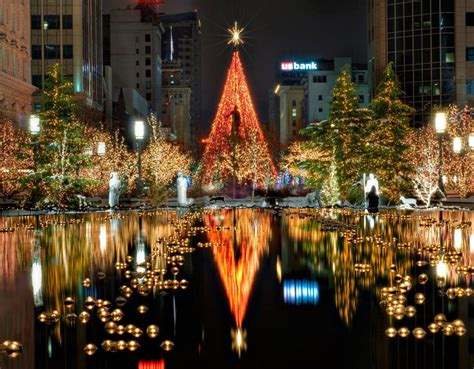 Salt Lake City Utah Christmas Lights Pinterest Lights Salt Lake City