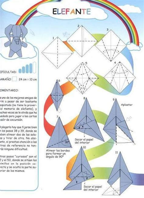 Elephant Origami Diagram - 39 best images about origami on origami