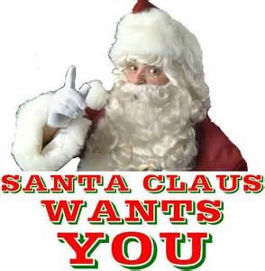 santa needs you diabetes dad