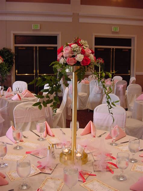 wedding reception table centerpieces reception decoration ideas house experience