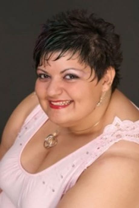 big women with very short hair cuts short hair styles for fat women