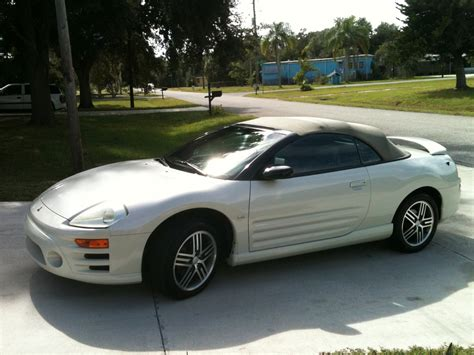 spyder mitsubishi mitsubishi eclipse spyder price modifications pictures
