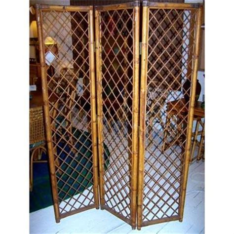 Rattan Room Divider Vintage Rattan Reed Screen Room Divider 1682860