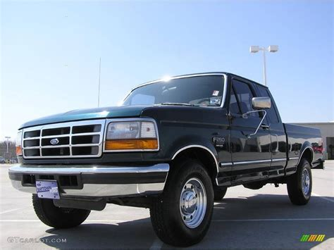 1996 ford f250 paint colors