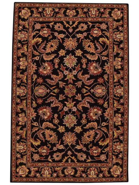 Shop Area Rugs 8x11 Oushak Agra Area Rug