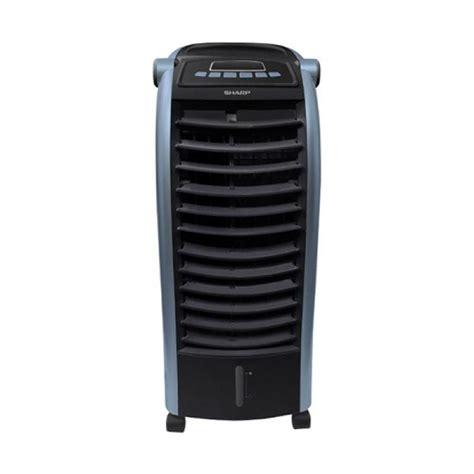 Pj A36ty Sharp Air Cooler 1150 Rpm jual sharp pj a36 ty air cooler black harga