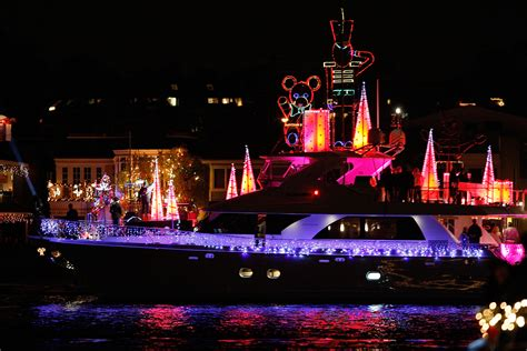 dana point christmas boat parade 2017 christmas decorations orange county california www