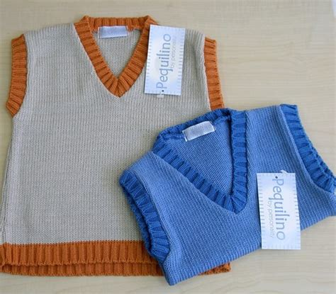 modelo de tejido para ninos aprender manualidades es facilisimo casa hogar 187 tejidos de chalecos