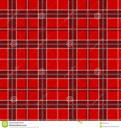 kilt pattern download red tartan seamless pattern royalty free stock image