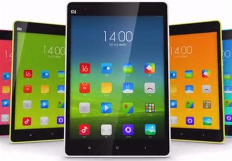 Tablet Hp Xiaomi tablet harga satu jutaan dari xiaomi segera rilis