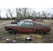 RustingMuscleCarscom &187 Blog Archive 1967 Mustang