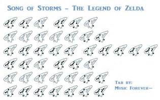 Song of storms png 49 32 kb