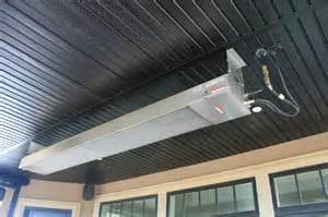 Calcana Patio Heaters Commercial Heaters Overhead Wall Mounted Heaters Calcana Infrared Patio Heating Systems