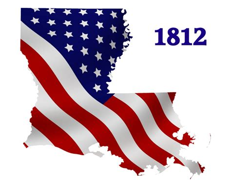 louisiana map flag louisiana state map and stripes flag by