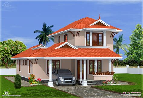 Floor Plans For Two Story Homes by March 2013 Kerala Home Design And Floor Plans