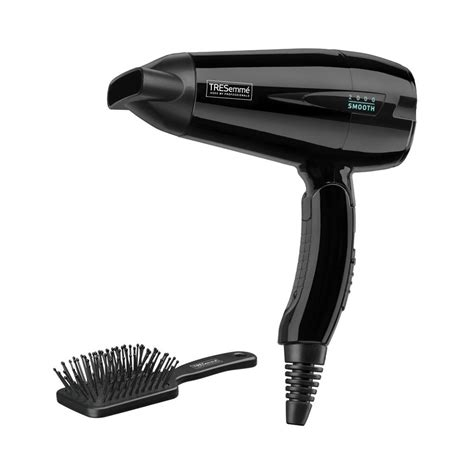Hair Dryer With Brush Uk tresemme 5549u 2000 watt tourmaline ceramic ion technology