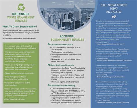 Elegant Property Management Brochure Jennifer Mead Creative Brochure Design Ideas Property Management Brochure Templates