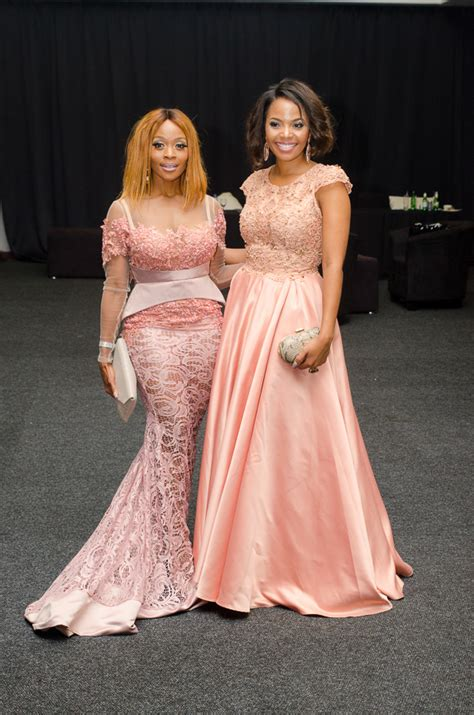 terry pheto s wedding bn red carpet fab south african film television awards