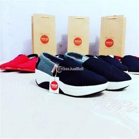 Sepatu Murah Wakai Marun tak harus sepatu impor sepatu dalam negeri ini bisa jadi