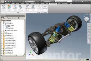 3d Remodeling Software Inventor 3d Cad Software For Mechanical Design
