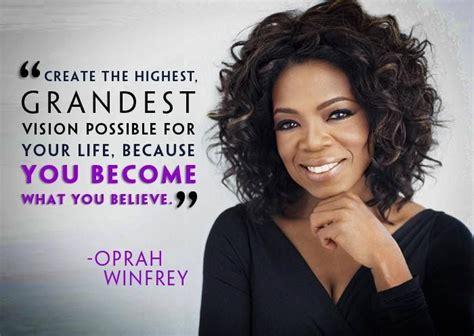 oprah winfrey values even oprah winfrey understands the value of planning for