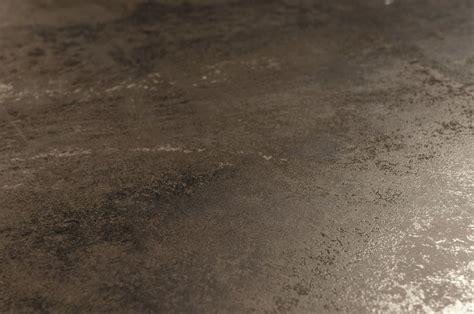 Brown zinc Ultra metal, brown metal effect floor and wall