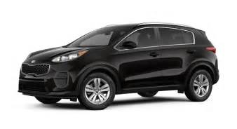 2017 kia sportage color options and technical specs