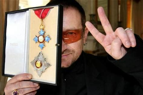 Bono Was Knighted by Don T Call Him Sir U2 S Bono Knighted Today