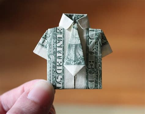 Origami Using Money - and easy money origami 2016