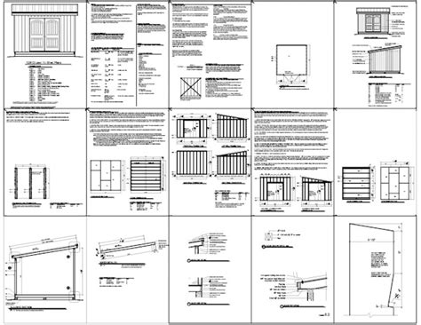 12 X 12 Shed Plans Free by Shed Plan Books Free 12x12 Shed Plans Pdf