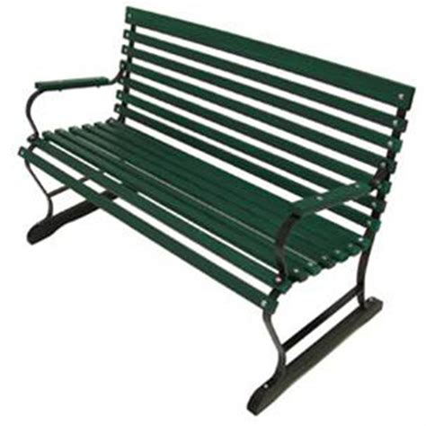 terrace bench algoma terrace style bench 180750 patio furniture at sportsman s guide