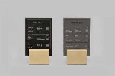menu da tavolo portamenu in legno da tavolo plungtools