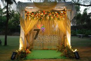 7events wedding planner birthday party baby naming weddings events
