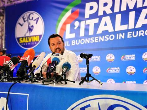 ministro interno elezioni elezioni europee 2019 i risultati voto in italia