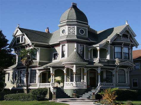 queen anne style home creepy victorian house home queen anne victorian house