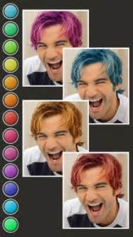 changing hair color app hair color booth free on the app store