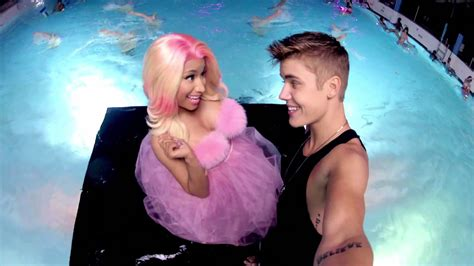 de justin bieber y nicki minaj m d justin bieber beauty and a beat ft nicki minaj