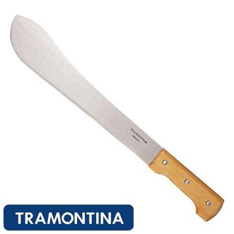 handle machete tramontina 14 inch bolo machete with hardwood handle